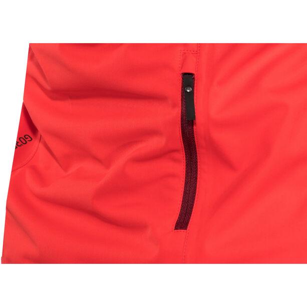 GORE WEAR C3 Gore Windstopper Jacket Damen hibiscus pink
