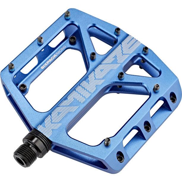 Sixpack Kamikaze 2.0 Pedals blue