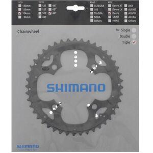 Shimano Deore FC-M590 Kettenblatt für KSR 9-fach grau grau