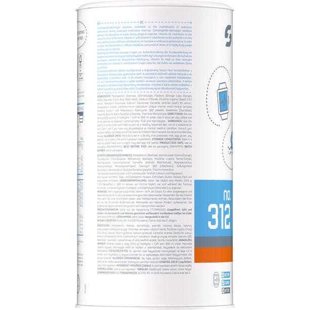 SCITEC Isohydro + Koffein Pulver 990g Orange