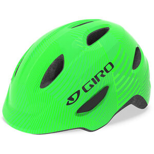 Giro Scamp MIPS Helmet Kinder green/lime lines green/lime lines
