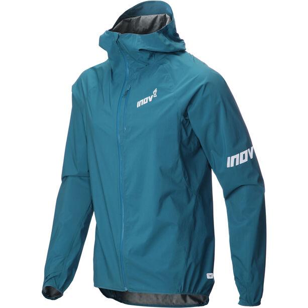 inov-8 AT/C FZ Stormshell Jacket Herren blue green