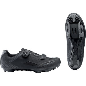 Northwave Origin Plus Wide Schuhe Herren black black