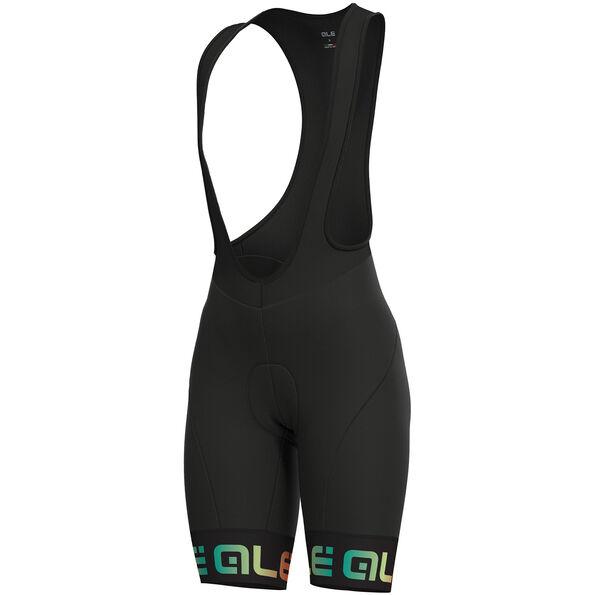 Alé Cycling Solid Mirror Bib Shorts Damen