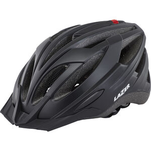Lazer Vandal Helmet schwarz matt schwarz matt