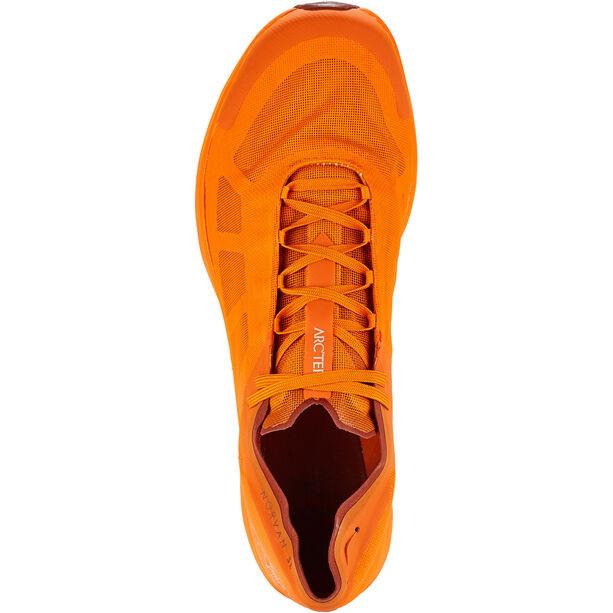 Arc'teryx Norvan SL Shoes Herren tangent/infrared