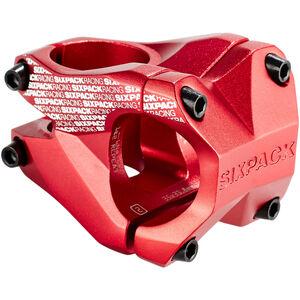 Sixpack Menace Vorbau Ø31,8mm red red