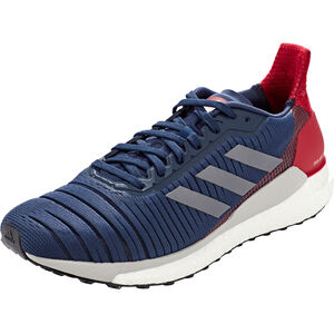 adidas Solar Glide 19 Low-Cut Schuhe Herren collegiate navy/grey five/active maroon collegiate navy/grey five/active maroon