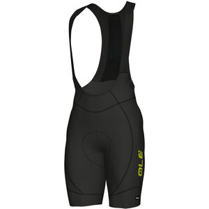 Alé Cycling PRR 2.0 Agonista 2 Bib Shorts Herren black-fluo yellow black-fluo yellow