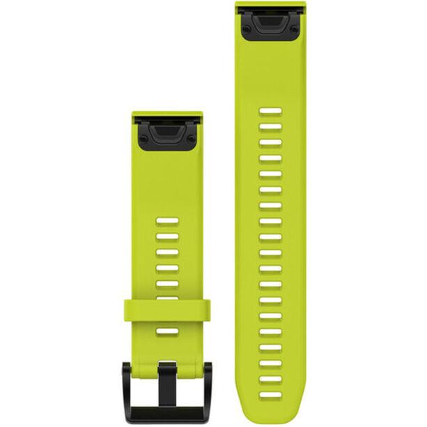 Garmin fenix 5 Silikon Armband QuickFit 22mm yellow