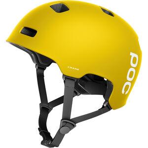 POC Crane Helmet sulphite yellow sulphite yellow