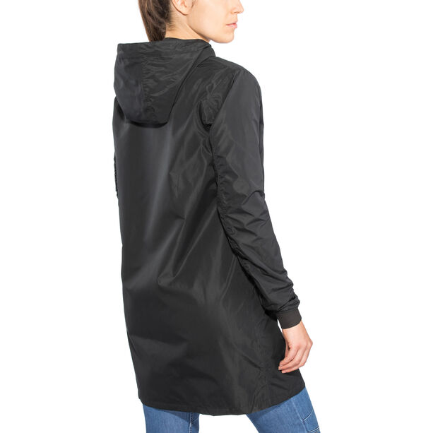 AGU Urban Outdoor Long Bomber Jacket Damen black