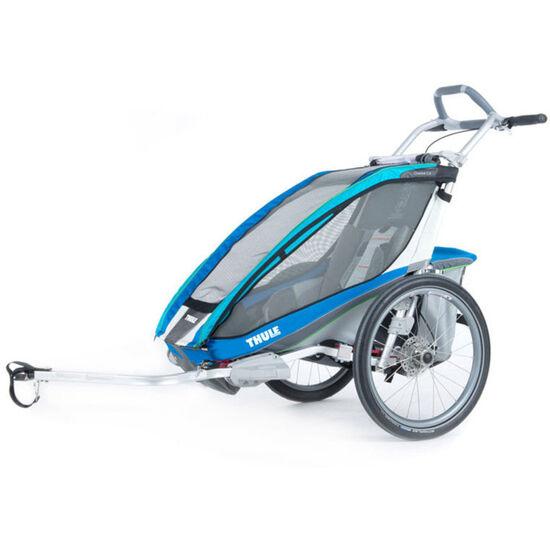 Thule Chariot CX 1 + Fahrradset bei fahrrad.de Online