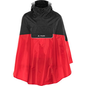 VAUDE Covero II Poncho indian red indian red