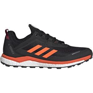 adidas TERREX Agravic Flow Low-Cut Schuhe Herren collegiate burgundy/solar orange/core black collegiate burgundy/solar orange/core black