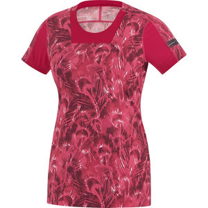 GORE RUNNING WEAR AIR PRINT Shirt Damen jazzy pink jazzy pink