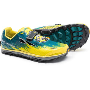 Altra King MT 1.5 Trail Running Shoes yellow