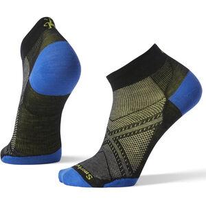 Smartwool PhD Run Ultra Light Low Cut Socken black black