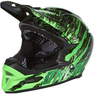 ONeal Fury RL Helmet Crawler-black/green bei fahrrad.de Online