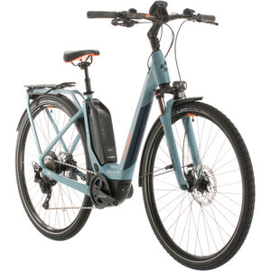 Cube Touring Hybrid EXC 500 Easy Entry blue/orange blue/orange