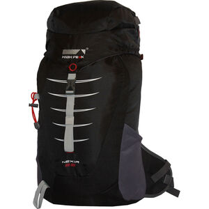 High Peak Nexia 22 Daypack black black