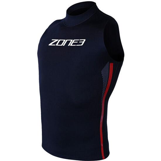 Zone3 Warmth Neoprene Vest Unisex schwarz bei fahrrad.de Online