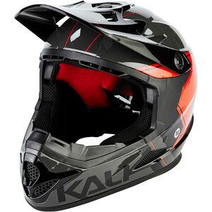 Kali Zoka Helm grau/rot/schwarz bei fahrrad.de Online