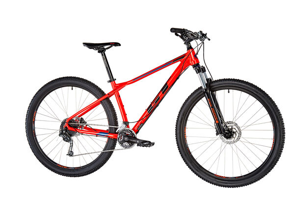 """GT Bicycles Avalanche Comp 29"""" gloss red/black/deep navy"""