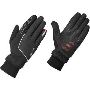GripGrab Windster Windproof Winter Gloves Herren black black