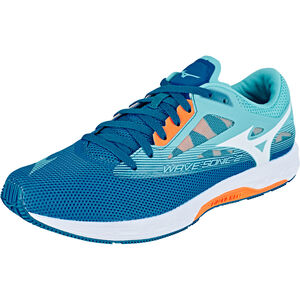 Mizuno Wave Sonic 2 Shoes Damen blue curacao/white/blue sapphire blue curacao/white/blue sapphire