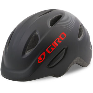 Giro Scamp Helmet Kinder matte black matte black