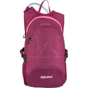 SOURCE Fuse Trinkrucksack 2+6l purple/ pink purple/ pink