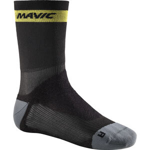 Mavic Ksyrium Pro Thermo+ Socks black/dark cloud black/dark cloud