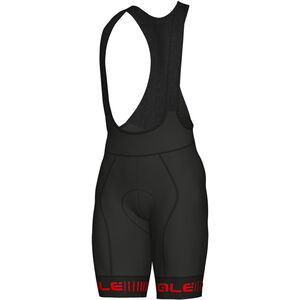 Alé Cycling Graphics PRR Strada Bib Shorts Herren black-red black-red