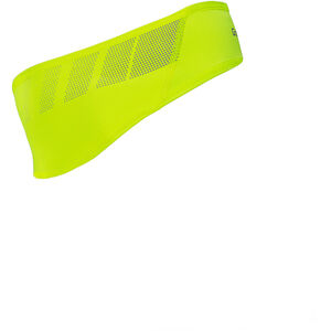 GripGrab Windproof Hi-Vis Headband fluo yellow fluo yellow
