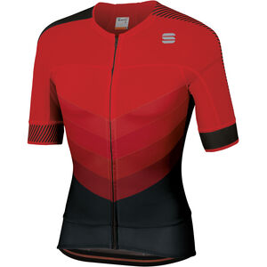 Sportful Bodyfit Pro 2.0 Evo Jersey Herren red/anthracite red/anthracite