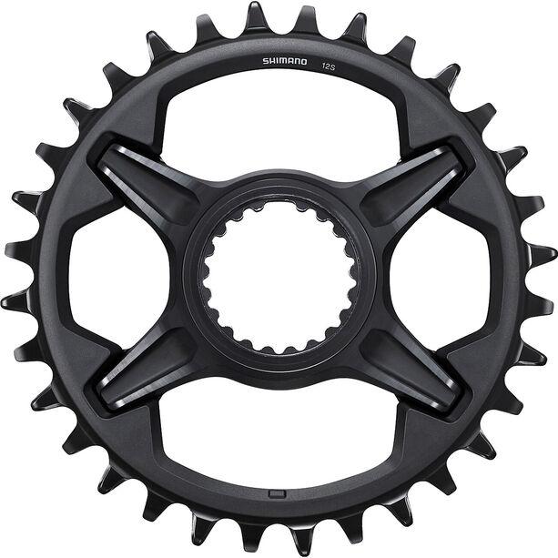 Shimano Deore XT FC-M8100 Kettenblatt Single Speed black