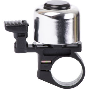 Red Cycling Products Mini Bell silber silber