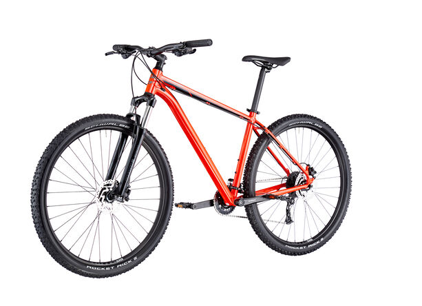 """Cannondale Trail 7 29"""" acid red"""