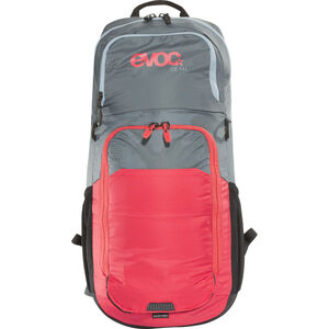 EVOC CC Lite Performance Backpack 16l + 2l Bladder slate-red bei fahrrad.de Online