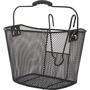 Red Cycling Products Front Basket black black