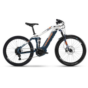 HAIBIKE SDURO FullNine 5.0 blau/weiß/orange blau/weiß/orange