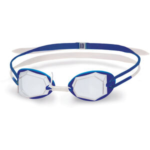 Head Diamond Standard Goggles White - Blue - Clear bei fahrrad.de Online