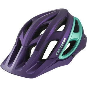 ORBEA M 50 Helmet violet-jade violet-jade
