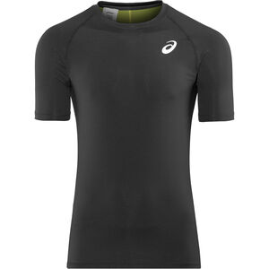 asics Base Layer SS Top Herren performance black performance black