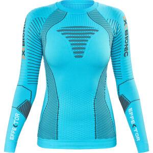 X-Bionic Running Effektor Power Shirt LS Damen tturquoise/anthracite tturquoise/anthracite