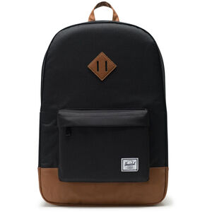 Herschel Heritage Backpack black/tan black/tan