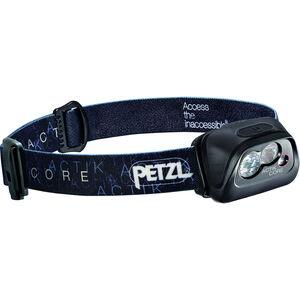 Petzl Actik Core Stirnlampe schwarz bei fahrrad.de Online