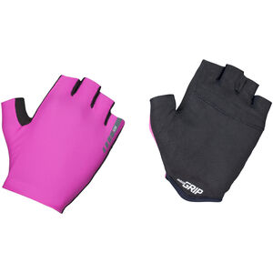 GripGrab Aerolite InsideGrip Short Finger Gloves pink pink