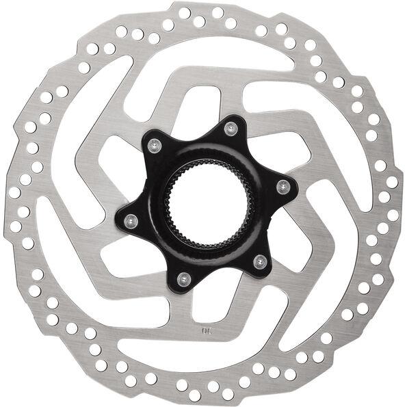 Shimano SM-RT10 Bremsscheibe Centerlock silber
